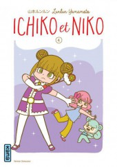 Ichiko & Niko -4- Tome 4
