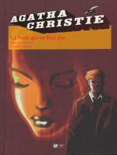 Agatha Christie (Emmanuel Proust Éditions) -6- La Nuit qui ne finit pas