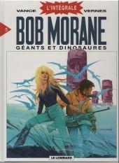 Bob Morane 8 (Intégrale Dargaud-Lombard) -5a03- Géants et dinosaures