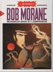 Bob Morane 8 (Intégrale Dargaud-Lombard) -3a98- Monsieur ming et l'empereur