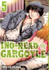 Ino-Head Gargoyle