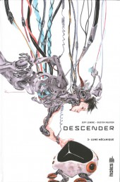 Descender -2- Lune mécanique