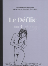 Les grands Classiques de la Bande Dessinée érotique - La Collection -143- Le Déclic - Tome 3