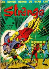 Strange -Rec003- Album N°3 (du n°8 au n°10)