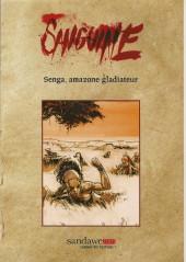Sanguine (Sandawe) -HS- Senga, amazone gladiateur