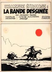 (AUT) Derib - Un monde étrange : la bande dessinée