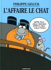 Le chat -11b16- L'affaire le Chat
