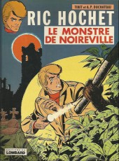 Ric Hochet -15a81- Le monstre de noireville