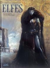 Elfes -1a2016- Le Crystal des Elfes Bleus