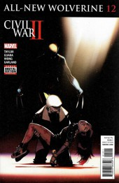 All-New Wolverine (2016) -12- Issue 12