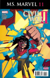 Ms. Marvel (2016) -11- Civil War II - Ms. Marvel