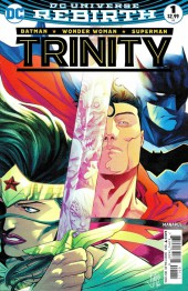 Trinity -1- Better Together Part One : Family Dinner