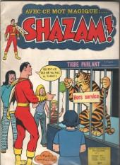 Shazam! Les aventures de Captain Marvel -7- Le tigre parlant