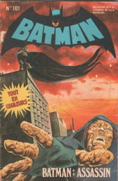 Batman (Interpresse) -101- Batman : Assassin