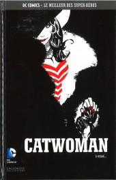 DC Comics - Le Meilleur des Super-Héros -30- Catwoman - À Rome...