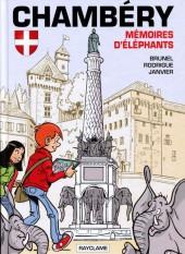 Chambéry - Mémoires d'éléphants