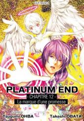 Platinum End -Num12- La marque d'une promesse