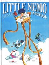 Little Nemo (collectif) - Little Nemo in Bédéland
