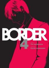 Border (Kotegawa) -4- Tome 4