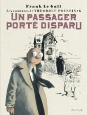 Théodore Poussin -6b16- Un Passager porté disparu