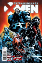 Extraordinary X-Men (2016) -12- Extraordinary X-Men #12