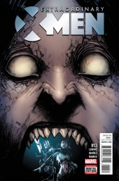 Extraordinary X-Men (2016) -13- Extraordinary X-Men #13