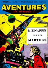 Aventures de demain !.. -20- Kidnappés par les martiens