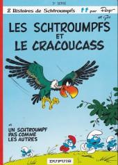 Les schtroumpfs -5c05- Les schtroumpfs et le cracoucass