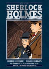 Sherlock Holmes (Ishinomori/Ishikawa) -2- Recueil 2