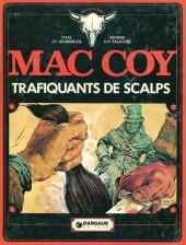 Mac Coy -7a84- Trafiquants de scalps