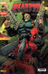 All-New Deadpool -HS01- Fraction de seconde