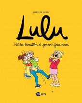 Lulu (Morel) -5- Petites trouilles et grands fous rires
