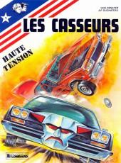 Les casseurs - Al & Brock -1b1985- Haute tension