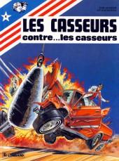 Les casseurs - Al & Brock -4a1985- Les casseurs contre...les casseurs