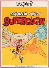 Goldorette -2- Goldorette contre Supercalin