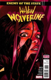All-New Wolverine (2016) -13- Enemy Of The State II
