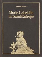 Marie-Gabrielle de Saint-Eutrope - Tome 1