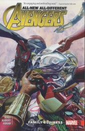 All-New, All-Different Avengers (2016) -INT02- Family business