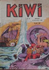 Kiwi -79- Le petit trappeur