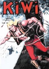 Kiwi -89- Le petit trappeur