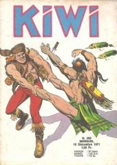 Kiwi -200- Une partie de chasse mouvementée