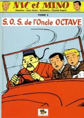 Nic et Mino (Le Coffre à BD) -1- S.O.S. de l'Oncle Octave