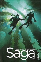 Saga (Vaughan/Staples) -6ES- Tome 6