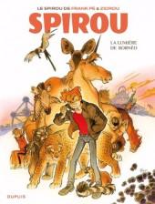 Spirou et Fantasio (Une aventure de.../Le Spirou de...) -10TL- La lumière de Bornéo