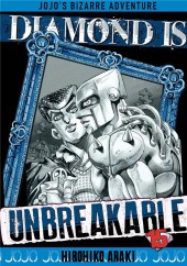 Jojo's Bizarre Adventure - Diamond is unbreakable -15- Tome 15