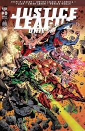 Justice League Univers -8- Numéro 8