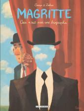 Magritte, Ceci n'est pas une biographie