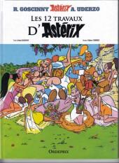 Astérix (Hors Série) -1Pir2- Les 12 Travaux d'Astérix