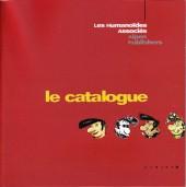 (Catalogues) Éditeurs, agences, festivals, fabricants de para-BD... - Les Humanoïdes Associés Alpen Publishers - Catalogue