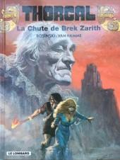Thorgal -6b04- La Chute de Brek Zarith
